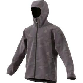 adidas TERREX Wandertag Veste Homme, black/grey